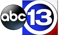 ABC 13 Houston Logo Natalie Weakly Personal Stylist TV Appearance