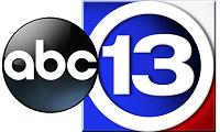 ABC 13 Houston Logo Natalie Weakly Personal Stylist TV Appearance