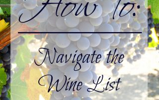 Natalie Weakly Image Consultant Houston Signature Style How to Navigate the Wine List in Style Intro Pic