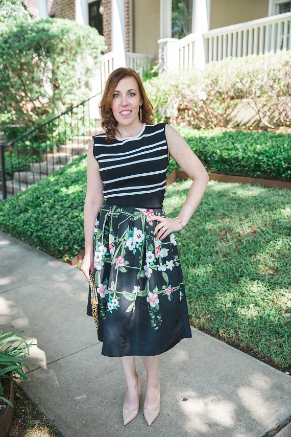 How to Mix Prints Like a Pro with Natalie Weakly as seen on Great Day Houston