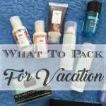 How to Pack for Vacation Image Consultant Charleston Natalie Weakly TV Segment