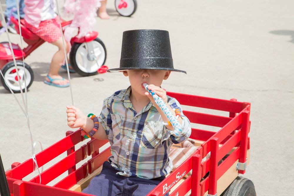 Tiny Intern Turns Two Bike Themed Girls Party Mini Parade Personal Stylist Houston