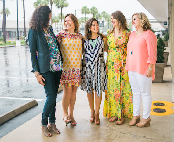 Non-Maternity Maternity Style TV Segment Great Day Houston Personal Stylist Houston