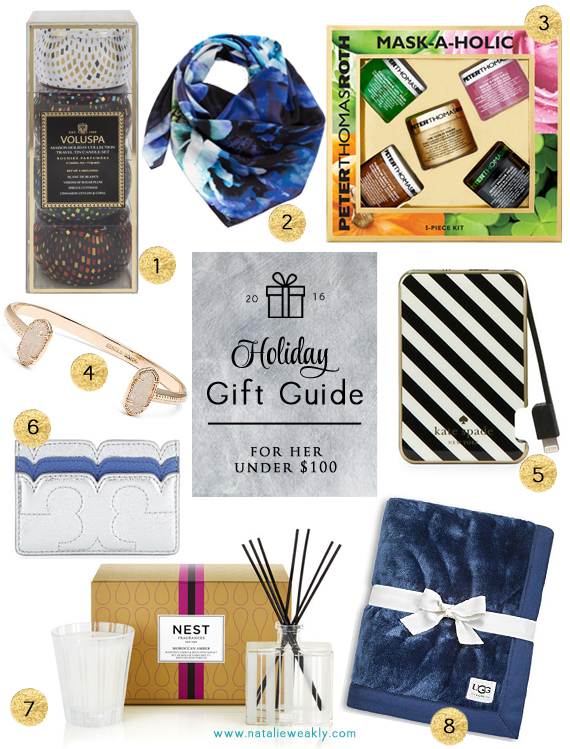 Holiday Gift Guide Under 100 Signature Style