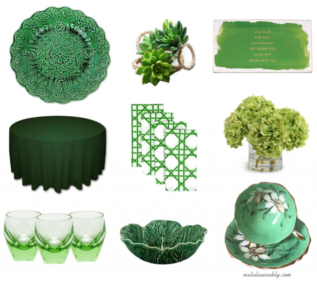 Greenery_Natalie Weakly_Stylist_Home