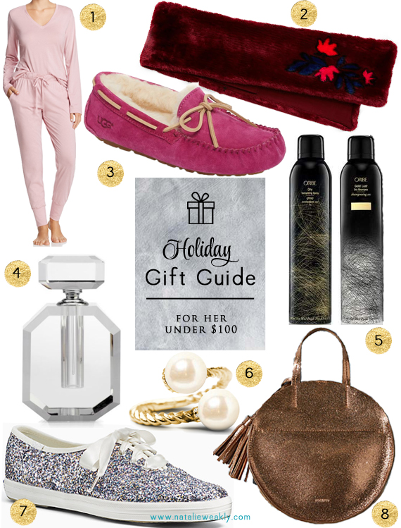 2017 Holiday Gift Guide For Her Under 100 by Signature Style