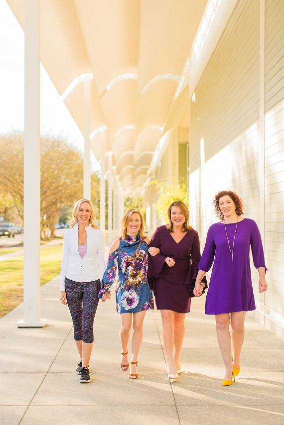 How to Wear Ultra Violet Houston Life Segment Style Tips Image Consultant Group Shot