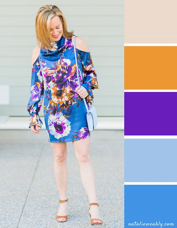 How to Wear Ultra Violet Houston Life Segment Style Tips Pattern Play