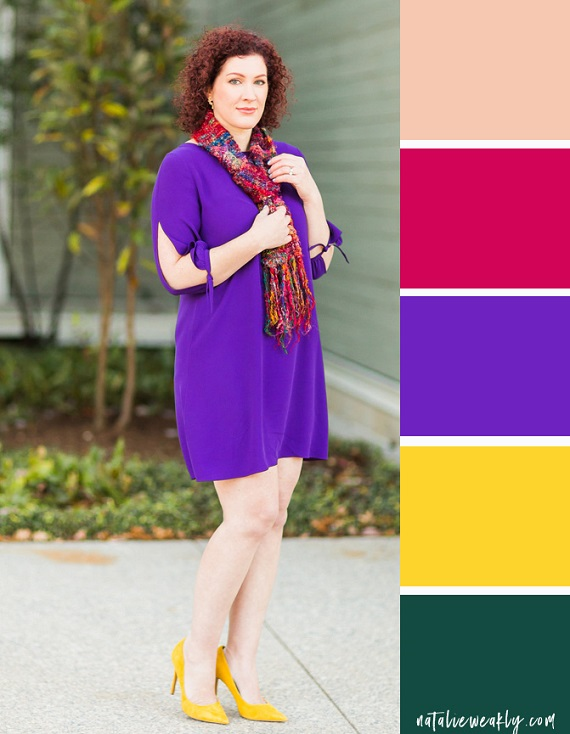 How to Wear Ultra Violet Houston Life Segment Style Tips