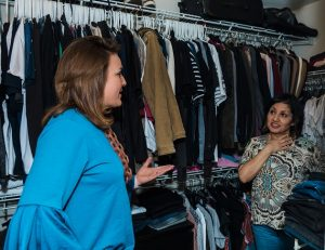 Signature Style Makeover For Life Makeover Winner Closet Consultation Image Consultant Houston