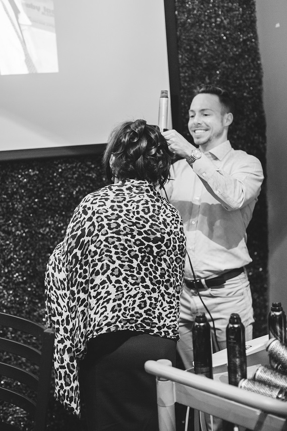 Signature Style Makeover For Life Makeover Winner Reveal Hair Finishing Touches Image Consultant Houston