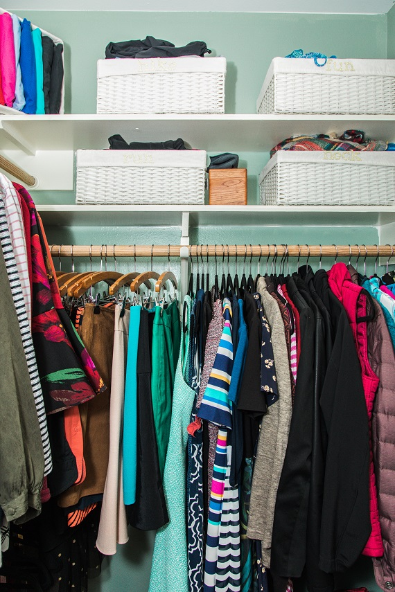 Signature Style Makeover For Life After Closet Organized Bliss Baskets Image Consultant Houston