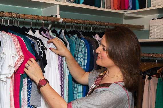 How to Edit Your Closet Like a Pro Image Consultant Houston DIY Your Closet