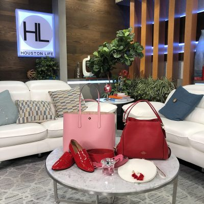 Psychology of Red, White, and Pink Image Consultant Houston on Houston Life Accessories Valentines Day