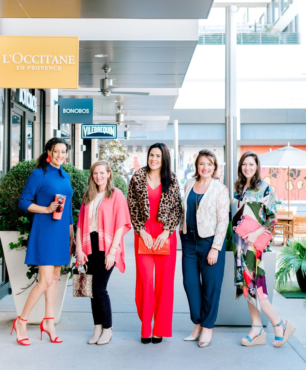 How to wear coral Houston Image Consultant Natalie Weakly TV Segment Models