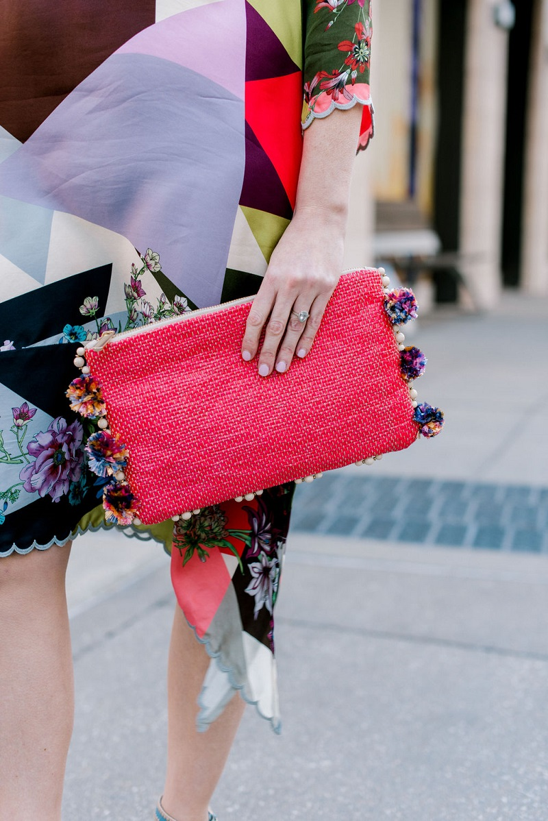 How to wear living coral Houston Image Consultant Natalie Weakly Coral Accessories