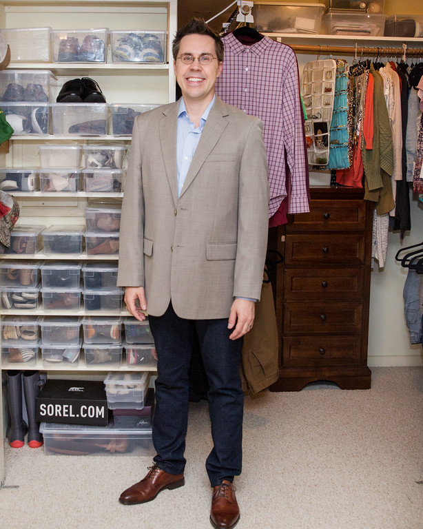 Makeover Winner Male Suiting Before Image Consultant Houston