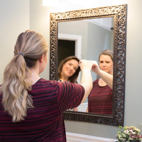 Makeover Winner Female Face Shape Image Consultant Houston