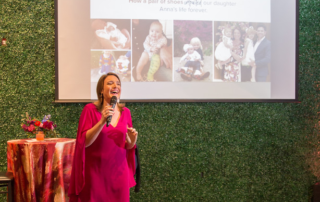 Makeover for Life Our Clubfoot Story Hope Walks Houston Speaker Image Consultant