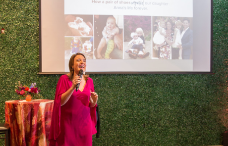 Makeover for Life Our Clubfoot Story Hope Walks Houston Speaker Image Consultant
